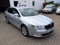 NOW REDUCED! 2009 Skoda 1.9 TDi SUPERB S 129k 12 months mot, tidy car & very cheap at this price !