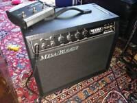 Mesa Boogie Subway Rocket Valve amp