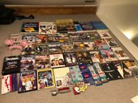 Carboot Joblot house clearance - Books/DVDs/Video/Topgear cars/Camping /sky lanterns/party