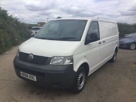 008 LONG WHEELBASE VW TRANSPORTER T30 84 TDI IN SUPURB CONDITION DRIVERS LOVELY ANY TRIAL WELCOME