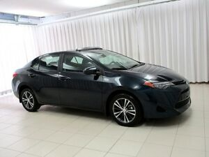 2017 Toyota Corolla LE SEDAN w/ HEATED SEATS AND STEERING WHEEL,