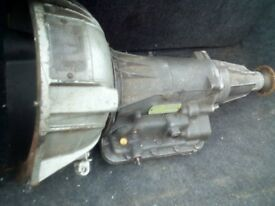 Borg warner 4278 automatic gearbox