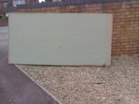 MDF boards 8ft by 4ft