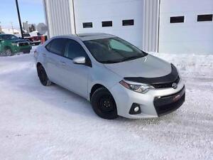 2014 Toyota Corolla S AUTOMATIQUE