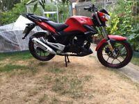 2016 lexmoto zsx 125cc