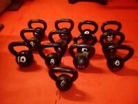 Cast Iron Kettlebells 104kg