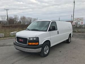2017 GMC Savana 4500 2017 GMC Savana 2500 Allongee