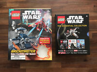 Starwars Lego Books