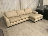 Brand new corner sofa from NEXT