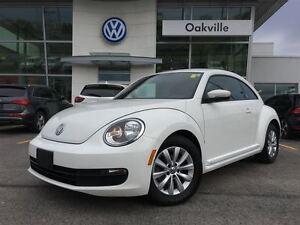 2014 Volkswagen Beetle Coupe 2.5L COMFORTLINE