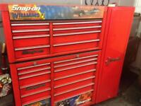 Snap on tool box £1499