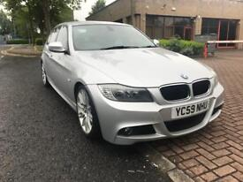 BMW 320D M-SPORT BUSINESS EDITION AUTO