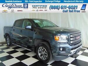 2015 GMC Canyon * Crew Cab SLE * ALL Terrain Edition * Local *
