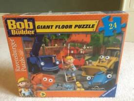 Bob the Builder jigsaw puzzle (sealed)