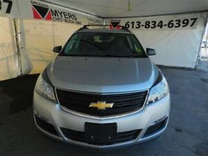 2014 Chevrolet Traverse LS AWD TRAILERING PACKAGE!!!