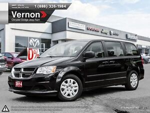 2014 Dodge Grand Caravan SE/SXT FWD AUX-IN | AM/FM RADIO