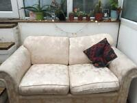 Free armchair and couch set
