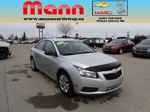 2012 Chevrolet Cruze LS w/1SA - PST paid, Keyless entry, Cloth.