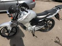 2012 Yamaha ybr 125