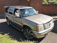 2002 CADILLAC ESCALADE, 6.0 VORTEC, AUTO