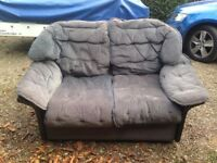 FREE 2 and 3 seater Grey Sofa's in good condition