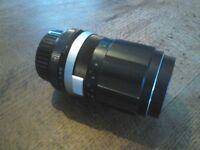 soligor camera lens