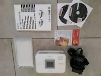 Canon Selphy CP740 portable colour photo printer