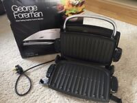 George Foreman 4-Portion Family GRILL