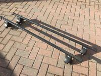 Thule Roof Bars - square bars, foot pack, fitting kit