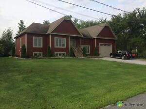 329 000$ - Maison à paliers multiples à vendre à St-Louis