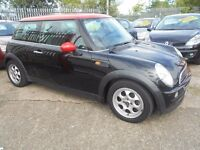 mini one 1600cc 02 plate spares or repairs