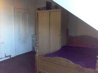 Large top floor room in spacious 4-bedroom house