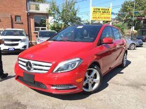 2013 Mercedes-Benz B-Class PanormicRoof*Leather*Sunroof&MBWarran