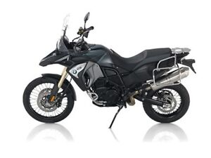2017 BMW F800GS Adventure Catalano Grey