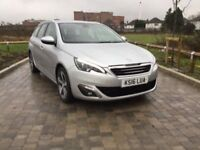 Peugeot 308sw Automatic Only £8995