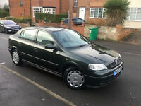 2002*VAUXHALL ASTRA 1.6 PETROL*11 MONTHS MOT*SERVICE HISTORY*ELECTRIC WINDOWS