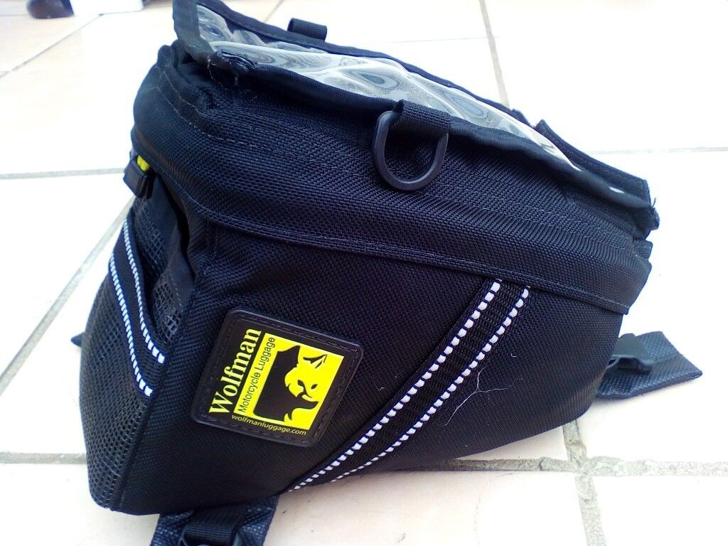 Wolfman Enduro Tank Bag 6l Excellent Condition In Telford Shropshire Gumtree