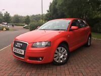 STUNNING A3 1.6 5dr. 12 MONTHS MOT & FSH similar to Focus Astra 307 308 Ceed Corolla Golf