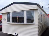 Static caravan for sale in Skegness/Ingoldmells/Chapel/Mablethorpe/LOW SITE FEES/NO HIDDEN COSTS
