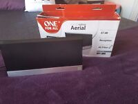 ONE FOR ALL SV 9385 Full HD Indoor TV Aerial Amplified indoor aerial up to 47 dB