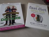 The Fast Diet Recipe Book & Hairy Bikers Dieters Book