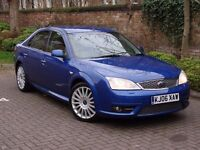 EXCELLENT SPEC!! BLUE 2006 FORD MONDEO 2.2 TDCi 155 ST 5dr, HALF LEATHER, 1 YEAR MOT, WARRANTY