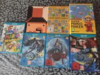 4 Wii U Games - From £10 - PRICES REDUCED