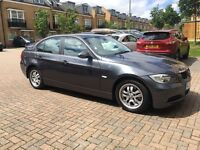 2006 bmw 320d 2.0 automatic diesel 5 doors grey , 1 OWNER from new