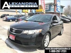 2011 Kia Forte EX safety included