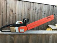 Stihl hs61 hedge trimmer spares repairs