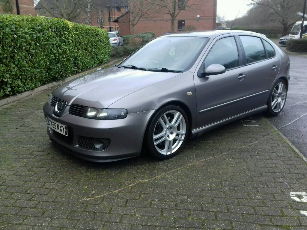 seat leon cupra r 1 8 turbo 276bhp in enfield london gumtree. Black Bedroom Furniture Sets. Home Design Ideas