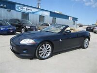 2008 Jaguar XK Base (A6)