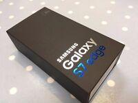 Samsung Galaxy S7 edge SM-G935 - 32GB - Black Onyx (O2) *NEW