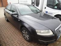 not breaking not spare or repair no damaged audi a6 c6 2005reg 3.2fsi automatic xenon leather cheap